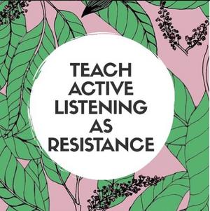 Teach Active Listening