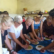 Traditional Balinese cooking class. Food