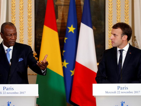 People In Guinea Are Starving But Their President Just Donated Millions To Notre Dame Cathedral