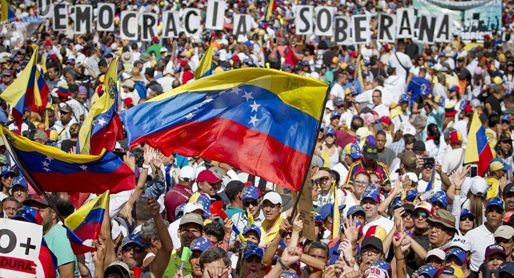 Political crisis in Venevuela