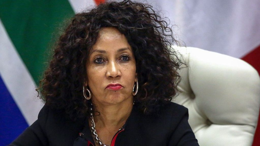 Lindiwe Sisulu says attacks on foreign-owned shops should not be tolerated