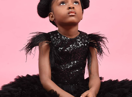 """Nigerian Dubbed """"The Most Beautiful Girl In The World' Now An International Model."""