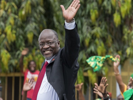 President Magufuli's passing leaves a strong and stable region in Africa vulnerable and uncertain.