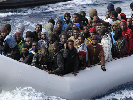 Africans are No longer Obsessed with the Idea of Migrating to Europe & North America - Data show.
