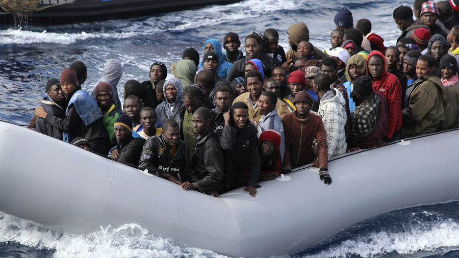 African immigrants are more likely to move elsewhere within the continent than outside it.
