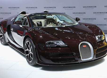 Zambia's authorities seize a Bugatti amid money laundering investigations.