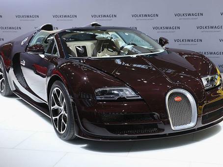 Zambia's authorities seize a Bugatti amid money laundering investigations.