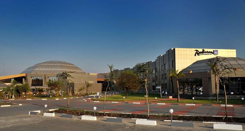 Radisson Blu Hotel Lusaka Zambia