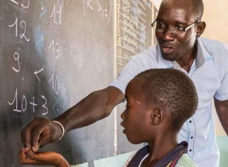 A Powerful Lesson    Find how this young man's life was changed by a primary school teacher.