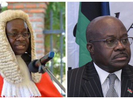 Malawian Judges Refused A US$20m Bribe To Influence Out Come Of Election Judgement.