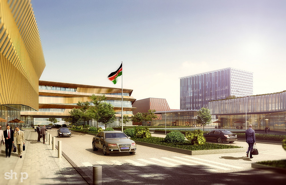 Konza Techno City in Kenya
