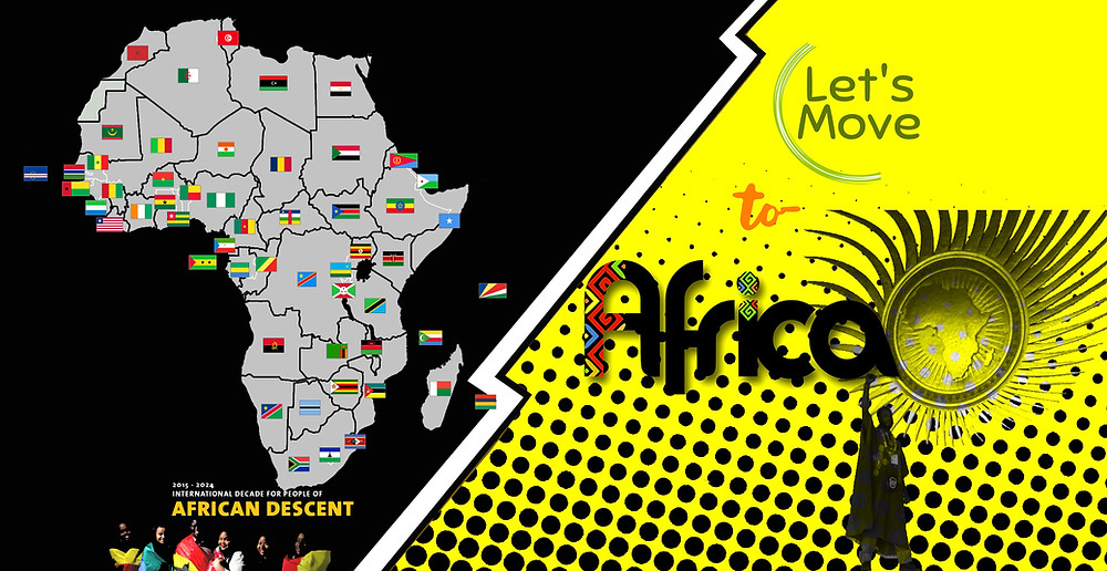 Click to find the best countries to live and work in Africa