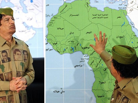 Africa Betrayed Gaddafi, We Could Have Intervened And Taught NATO a lesson, Says Ugandan President.