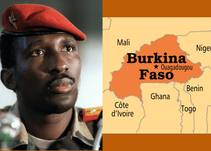 Thomas Sankara, one of Africa's greatest sons