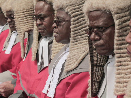 Fury as Zimbabwe Judiciary Spends $155k on Handmade Wigs from London.