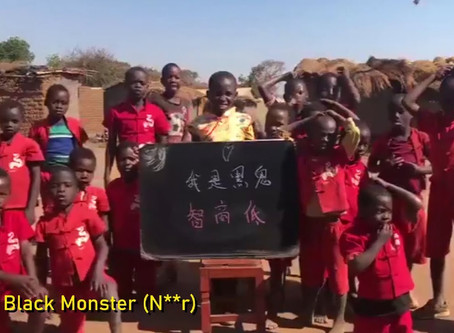 "Racist Chinese Calls Black Africans ""Monsters With Low IQ"" - Video"