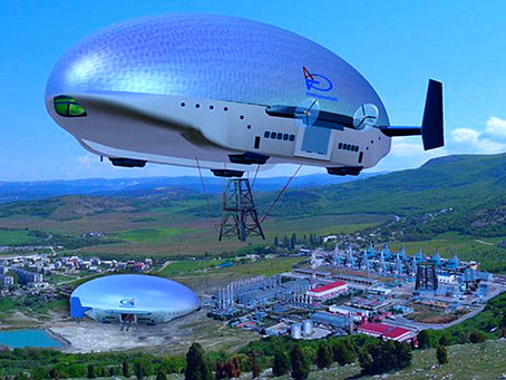 As Russia hosts 47 African leaders this airship project can lead to affordable cargo transportation.