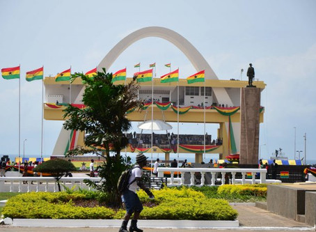 Ghana The Fastest Growing Economy In The World, Africa has 4 of the Top 5 Fastest-growing.