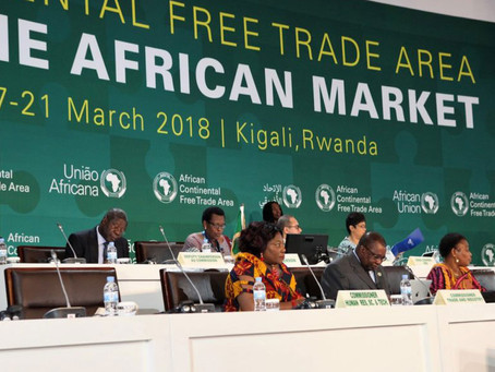 Africa To Become The World's Largest Free Trade Zone If The AfCFTA Agreement Comes Into Effect.