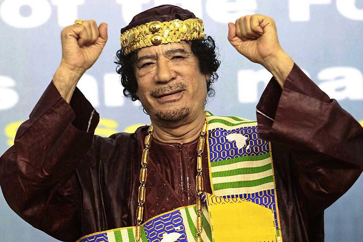 Emails Reveal NATO Killed Gaddafi