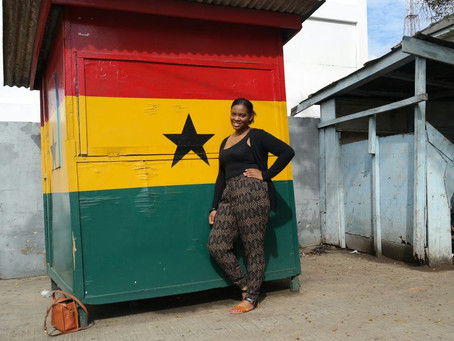 Ghana The Only Country That has Invited African-Americans & Caribbean People to Return to Africa.