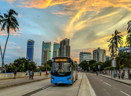 How Dar Es Salaam's New Rapid Bus System Cut Commute By 2 Hours A Day.