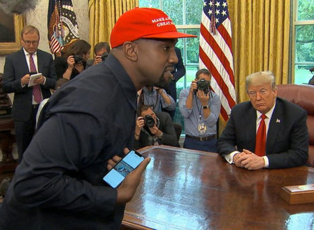 Kanye West Announces He's Running For President of the US!