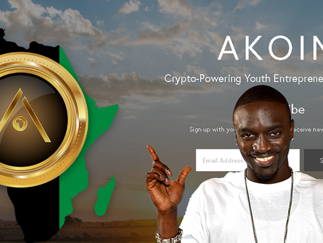 Akon Is Building a Crypto City in Senegal That Will Cater To The African Diaspora.
