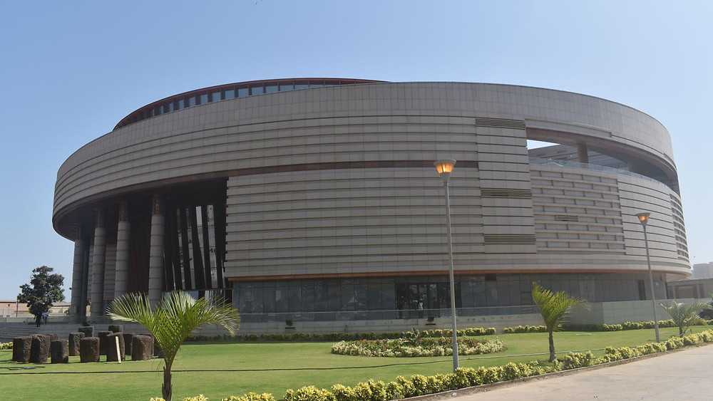 Museum of Black Civilizations in Dakar