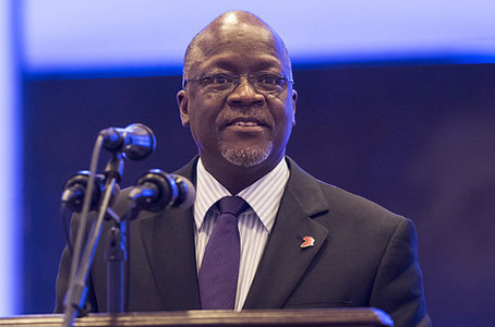 """Deutsche Welle Africa faces backlash after its writer called Magufuli a """"tyrant""""."""