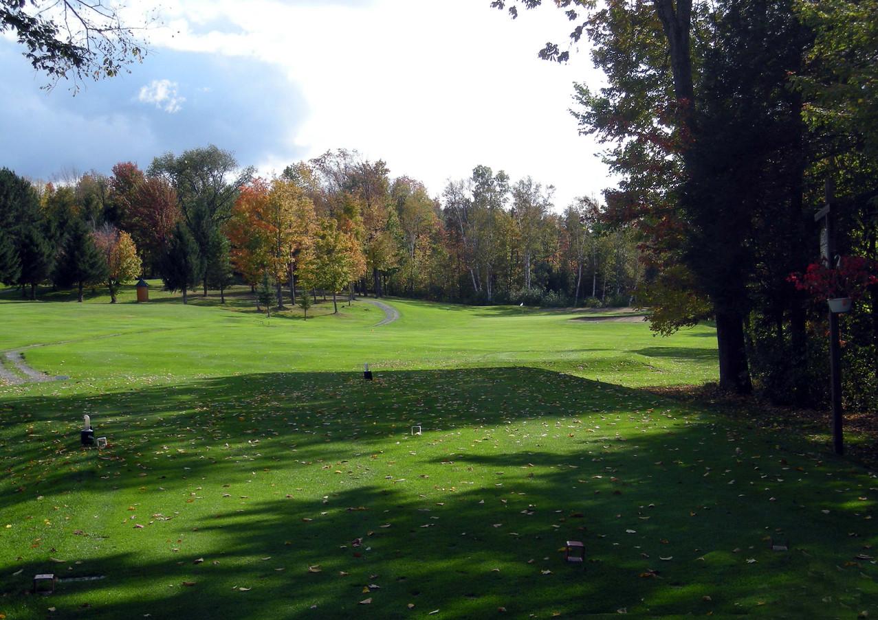 Golf North-Hatley