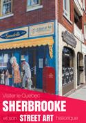 Street art à Sherbrooke
