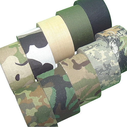 5M Outdoor Duct Camouflage Tape Waterproof Adhesive