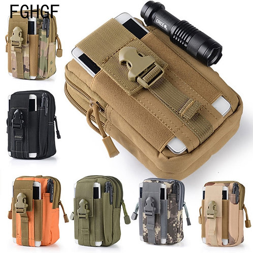 Tactical Bag Outdoor Camping Bags Molle Backpack