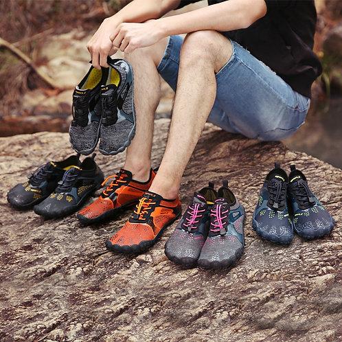 2020 Men Women Barefoot Five Toe Summer Water Shoes