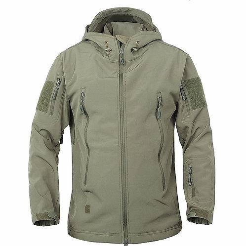 Shark Skin Soft Shell V4 Outdoors Military Tactical Jacket Men
