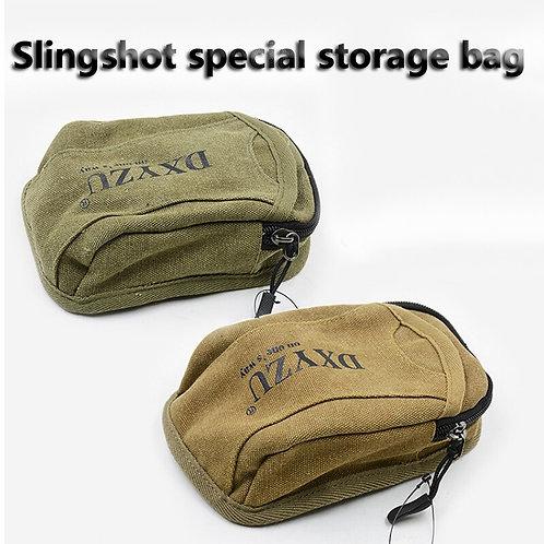 1pcs Slingshot Fine Material Canvas Bags for Balls