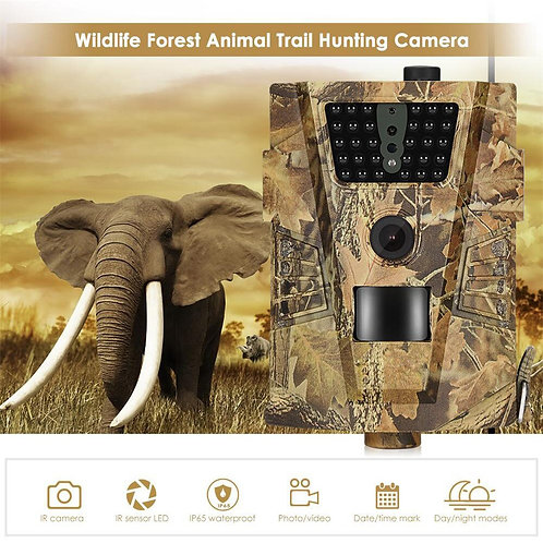HT-001B Trail Camera 850nm Infared Leds Night Vision Hunting Camera Surveillance