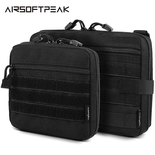 1000D Nylon Tactical Molle Pouch Outdoor Accessory Storage Bag