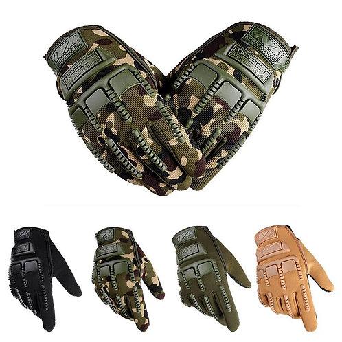 Tactical Military Full Finger Gloves
