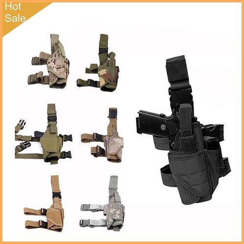 Tactical Tornado Leg Holster Glock Airsoft Pistol Gun Drop Leg Holster Pouch