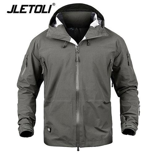 JLETOLI Waterproof Windbreaker Winter Outdoor Hiking Jacket