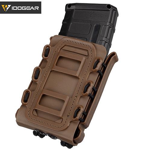 IDOGEAR Soft Shell Rifle Mag Carrier Tactical 5.56mm 7.62mm