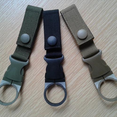 Attach Webbing Outdoor Quickdraw Carabiner Backpack Hanger