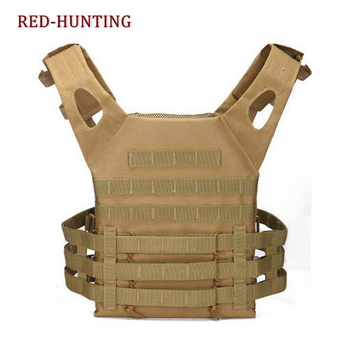 Military Equipment Tactical Vest Paintball Vests