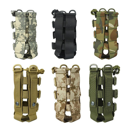 2020 Outdoor Tactical Water Bottle Pouch