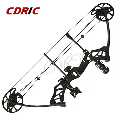 Compound Pulley Bow & Arrow Sets 30-70 Lbs Adjustable Bow