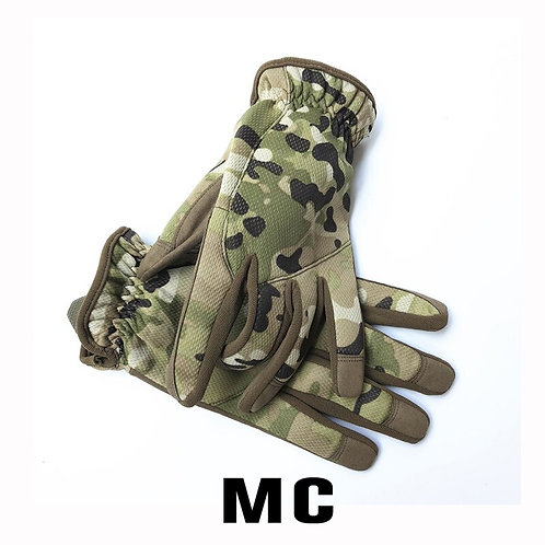 2019 Top Tactical Hunting Glove Camouflage Commando Airsoft CS  Waterproof