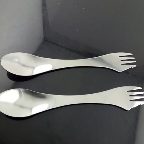 Stainless Steel Portable Flatware