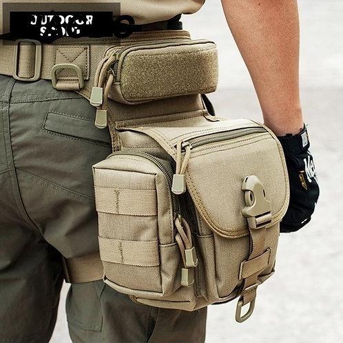 800D Waterproof Military Tactical Leg Bag